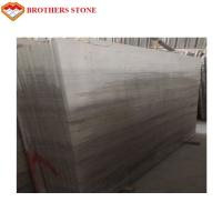 Buy cheap White wooden white wooden marble wall White Wooden Marble product