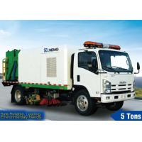 Buy cheap Spraying Road Sweeper Truck from Wholesalers