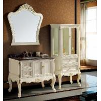 Buy cheap Antique Bathroom Vanity with Side Cabinet (SE1005) product