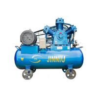 Buy cheap gast tank mounted air compressor for Metallurgical mining machinery manufacturing Purchase Suggestion. Technical Support product