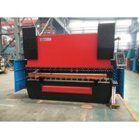 Buy cheap CNC press brake 100t 3200 3 axis DA52s from Wholesalers