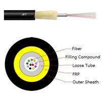Buy cheap GYFXTY-12b1.3, Indoor/Outdoor Optical Fiber Cable,12 core single mode fiber optic cable,fiber cable price product
