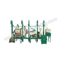 Buy cheap High Performance 20-30T/D Integrated Rice Milling Equipment For Sale With Factory Price product