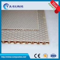Buy cheap fiberglass  sandwich panels,fiberglass honeycomb panels, fiberglass foam core panels, fiberglass foam board, product