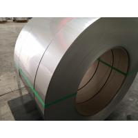 Buy cheap Chemical Resistant Brushed Stainless Steel Strip / 439 Stainless Steel Coil product