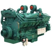 Industrial 1100kva/880kw Cummins Diesel Engine KTA38-G5 With 12 Cylinder Diesel