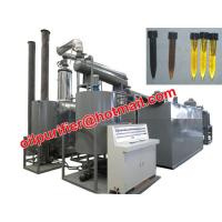 Buy cheap Vacuum Distillation System,Used Engine Oil Recycle,Waste Motor Oil Refinery,Oil Recycling Machine product
