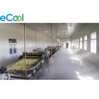Buy cheap Bitzer Compressor Multi Chamber Cold Storage / Cold Storage For Vegetables product
