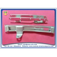 Super Light Weight Silver Aluminum Extrusion Profiles Alloy Bike Accessories