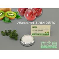 Buy cheap White Power Root Growth Inhibitor S - ABA S-Abscisic Acid CAS No 21293-29-8 product