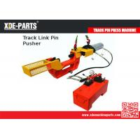 Buy cheap Portable Hydraulic Master Link Pin Pusher MachineFor Track Link Remove&Repaired product