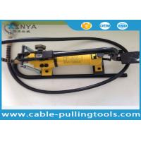 Buy cheap Hydraulic Foot Operated Oil Pump For Power Supply product