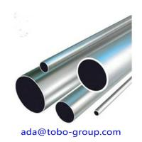 Buy cheap S31803 / S31500 / S32750 ETC Super Duplex Stainless Steel Pipe 2.5mm - 50mm Thickness product