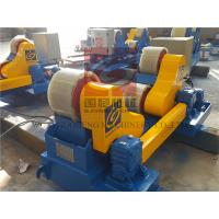Buy cheap Self Aligning Welding Rotator 20T Self Centering Roller Beds Pipe Turning Rolls product