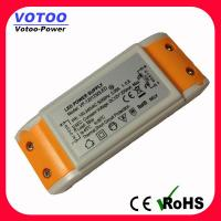 Buy cheap 12 Watt LED Driver LED Strip Power Supply Over Current Protection product