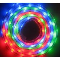 Buy cheap Wateproof RGB Change Color IP65 Flexible Led Strip Lights 5050 SMD 30leds/m LED Tape product