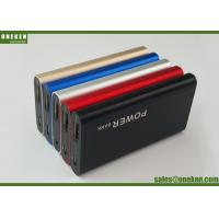 Buy cheap External Phone Battery Charger , Portable Mobile Slim Card Power Bank product
