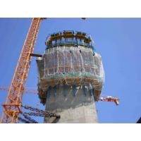 Buy cheap Steady , synchronous Pier formwork , Shoring Tower Climbing Formwork hydraulic system product