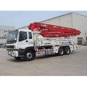 HB37A Concrete Pump