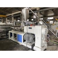Buy cheap 3-30mm PVC Construction Board Production Line Moisture Proof  Formula System product