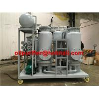 Buy cheap NEW ! Black Cooking Oil Cleaning Purification Plant, Vegetable Oil Decoloration Machine, Edible Oil Decoloring product