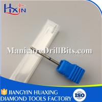 No Clogging Nail Drill Safety Bit , Manicure Drill Set Wear Resistance HCH0413P