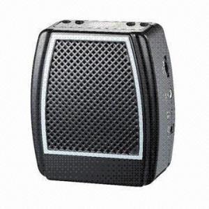 Buy cheap Portable Mini Amplifier, 12W Maximum Output Power product