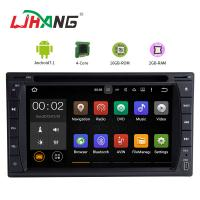 Buy cheap 6.2 Inch Touch Screen Android 7.1 In Car Stereo Dvd Player With SD Card Port product