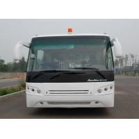 Buy cheap 118kW 200L Xinfa Airport Equipment Apron Bus With Aluminum Apron product