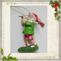 China Polyresin Santa Gifts and Crafts on sale