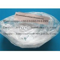Buy cheap Natural Drostanolone Enanthate Raw Steroid Powders / Drolban Powders For Bodybuilding Cycle CAS 472-61-145 product