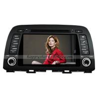Buy cheap Mazda 6 (2013-2014) Android Auto Radio DVD GPS DTV Wifi 3G Internet RDS Bluetooth iPod OBD product