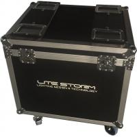 Buy cheap Environmental Material Waterproof Rack Linging Flight Case For Show product