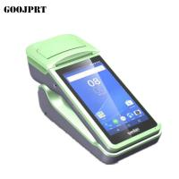 Buy cheap Mobile Wireless Handheld POS Terminal With Built In 58mm Thermal Printer product