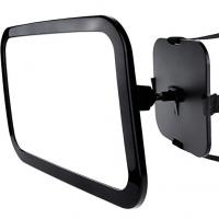 Buy cheap Rear Facing Baby View Mirror for Child Safety Car Seat - Crystal Clear Reflection Convex Mirror product