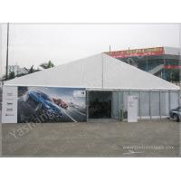 Buy cheap 25x25 M Auto Road Show Outdoor Exhibition Tents High Performance ISO CE Certification from Wholesalers