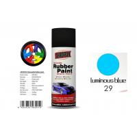 Buy cheap Glossy / Matte Plasti Dip Removable Rubber Spray Paint Peel Off Moisture Resistant product
