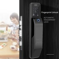 Buy cheap All - LCD Intelligent Fingerprint Code Lock With 4 Piece AA+ Battery product