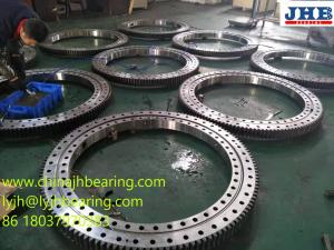 Buy cheap E.1390.30.15.D.1-R  slewing bearing  1390x1115x105 mm for plastic and rubber machine product