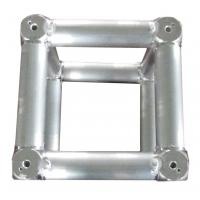 Buy cheap Portable Six Ways Box Corner Aluminum Lighting Truss For Connecting Truss from Wholesalers