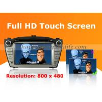 7 Inch DVD Stereo with GPS CAN Bus ISDB-T for Hyundai IX35