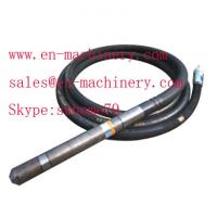 Buy cheap Construction Machinery tools Concrete Vibrator flexible needle from Wholesalers