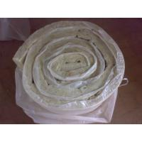 Buy cheap Flexible Rockwool Insulation Blanket Faced With Glass Cloth product
