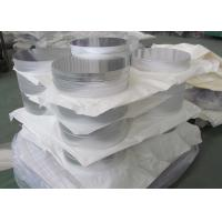 China Temper O Blank Aluminium Discs 100mm Dia , Stamping Aluminum Wafer Alloy 1050 / 3005 on sale