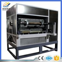 Buy cheap Fully automatic recycling waste paper egg tray machine with best price product