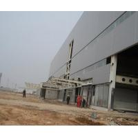 High Strength Pre Fabricated Multi Storey Steel Buildings For Workshop Economical