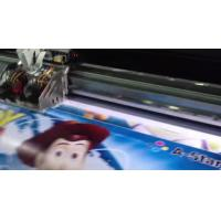 Buy cheap 1.8M Large Format Eco-Solvent Printer with 3 DX7 head for Coated Banner product