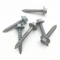 Buy cheap Galvanized Stainless Steel Timber Screws , Timber Cladding Screws For Hardness Wood T17 product