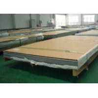 Buy cheap 201 Cold Rolled Stainless Steel Sheet Custom Cut Length 600 - 1219mm Width product