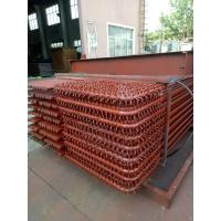 Buy cheap Gas Fired Steam Boiler Water Wall Panels Welded Tubes Corrosion Resistant product